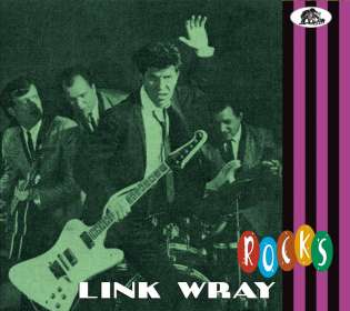 Link Wray: Link Wray Rocks, CD