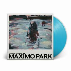 Maxïmo Park: Nature Always Wins (Clear Turquoise) (180g), LP