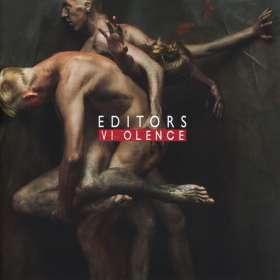 Editors: Violence, CD