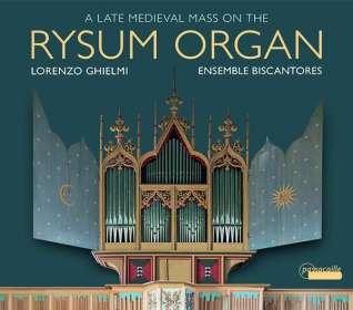 A Late Medieval Mass on the Rysum Organ, CD