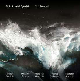 Piotr Schmidt: Dark Forecast, CD