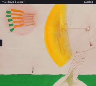 The OGJB Quartet: Bamako, CD