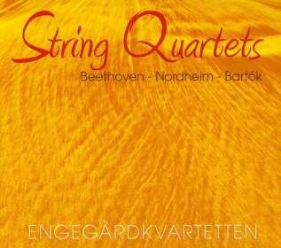 Engegardkvartetten - String Quartets Vol.2, SACD