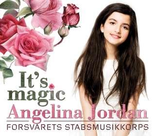 Angelina Jordan: It's Magic, CD