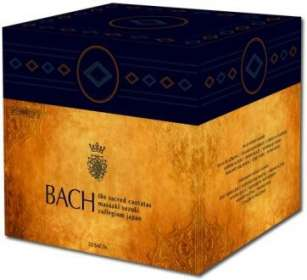 Johann Sebastian Bach (1685-1750): Sämtliche geistliche Kantaten (BIS-SACD-Edition), 55 SACDs