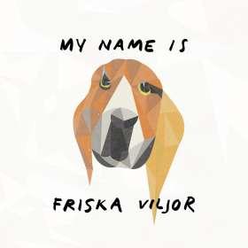 Friska Viljor: My Name Is Friska Viljor, CD