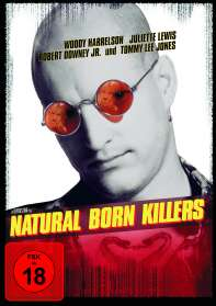 Natural Born Killers, DVD