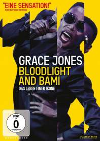 Grace Jones: Bloodlight And Bami, DVD
