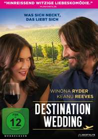 Destination Wedding, DVD