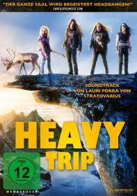 Heavy Trip, DVD