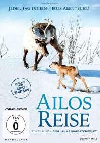 Guillaume Maidatchevsky: Ailos Reise, DVD