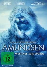 Espen Sandberg: Amundsen, DVD