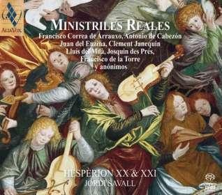 Ministriles Reales - Instrumentalsmuik (1450-1690), SACD