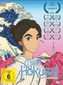 Keiichi Hara: Miss Hokusai, DVD