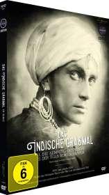 Das indische Grabmal (1921), DVD