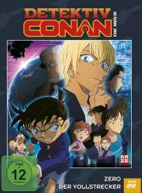 Yuzuru Tachikawa: Detektiv Conan 22. Film: Zero der Vollstrecker, DVD