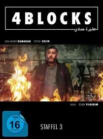 Özgür Yildirim: 4 Blocks Staffel 3 (finale Staffel), DVD