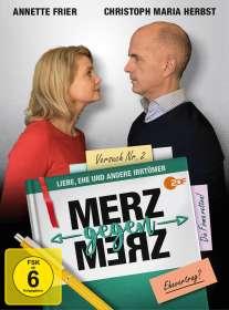 Felix Stienz: Merz gegen Merz Staffel 2, DVD