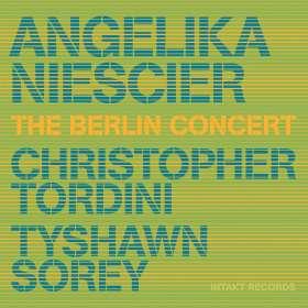 Angelika Niescier (geb. 1970): The Berlin Concert 2017, CD