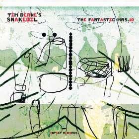 Tim Berne's Snakeoil: The Fantastic Mrs.10, CD