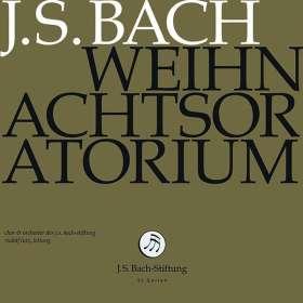 Johann Sebastian Bach (1685-1750): Weihnachtsoratorium BWV 248, CD