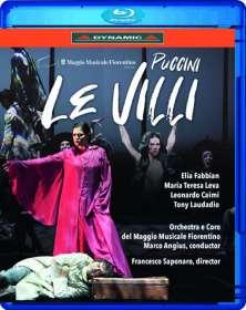 Giacomo Puccini (1858-1924): Le Villi, BR