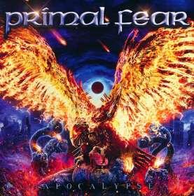 Primal Fear: Apocalypse, CD