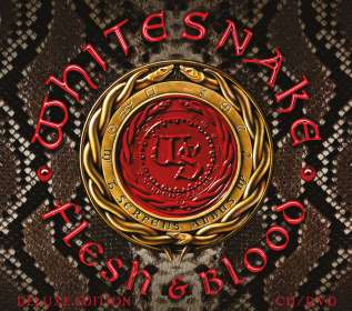 Whitesnake: Flesh & Blood (Special-Edition), CD