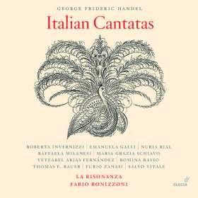 Georg Friedrich Händel (1685-1759): Sämtliche Italienische Kantaten, CD