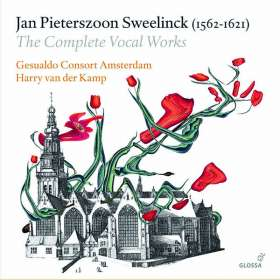 Jan Pieterszoon Sweelinck (1562-1621): Sämtliche Chorwerke, CD