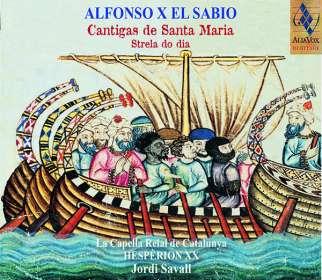 Alfonso el Sabio, Diverse