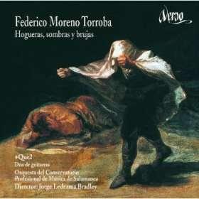 Federico Moreno Torroba (1891-1982): Werke für 2 Gitarren & Orchester, CD