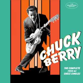 Chuck Berry: The Complete 1955 - 1961 Chess Singles, 2 CDs