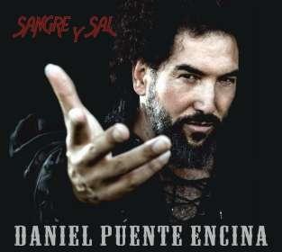 Daniel Puente Encina: Sangre y Sal, CD