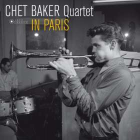 Chet Baker (1929-1988): Chet In Paris (Jean-Pierre Leloir Collection), CD