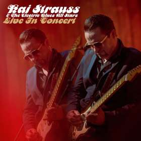Kai Strauss: Live In Concert, 2 CDs