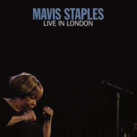 Mavis Staples: Live In London, CD
