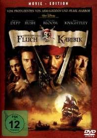 Fluch der Karibik, DVD