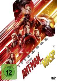 Peyton Reed: Ant-Man and the Wasp, DVD