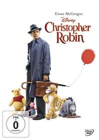 Christopher Robin, DVD