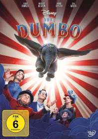 Tim Burton: Dumbo (2019), DVD