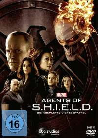 Marvel's Agents of S.H.I.E.L.D. Staffel 4, DVD