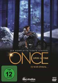 Once Upon a Time Season 7 (finale Staffel), DVD