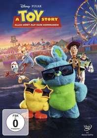 Josh Cooley: A Toy Story: Alles hört auf kein Kommando, DVD