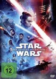J.J. Abrams: Star Wars 9: Der Aufstieg Skywalkers, DVD
