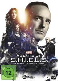 Marvel's Agents of S.H.I.E.L.D. Staffel 5, DVD