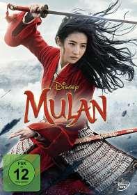 Niki Caro: Mulan (2020), DVD