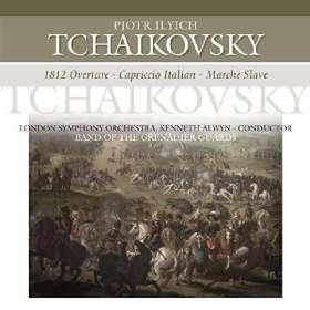 Peter Iljitsch Tschaikowsky (1840-1893): 1812 Ouvertüre op.49 (180g), LP