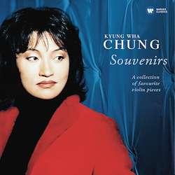 Kyung Wha Chung - Souvenirs (180g), 2 LPs