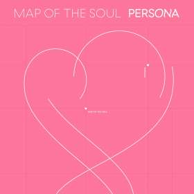 BTS (Bangtan Boys / Beyond The Scene): Map Of The Soul: PERSONA, CD